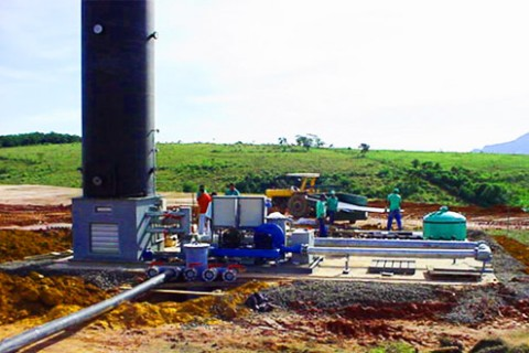 PoA Brazil Landfill gas Brazil