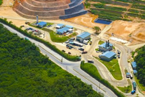 Novagerar Landfill gas Brazil