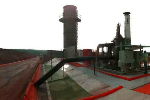 Leon Landfill gas Mexico