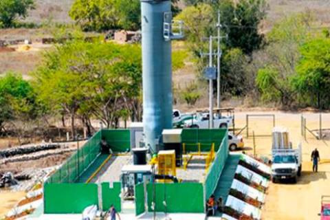 Culiacan Landfill gas Mexico