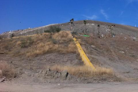 Cadereyta Landfill gas Mexico