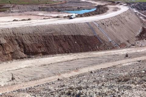 Tijuana Landfill gas Mexico