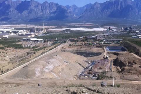 Garcia Landfill gas Mexico