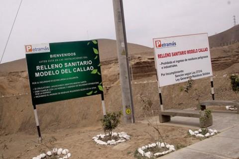 Callao Landfill gas Peru