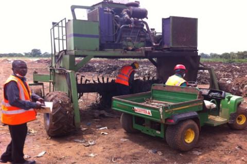 Ikorodu Composting Nigeria