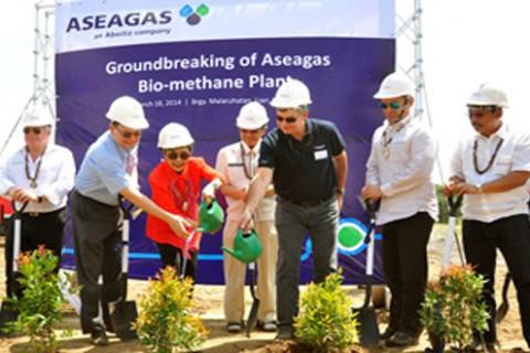 Aseagas Biogas Philippines