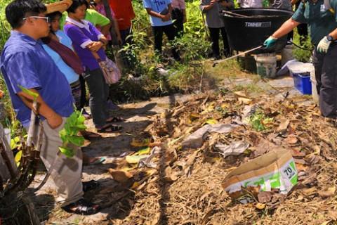 Kota Kinabalu Composting Malaysia